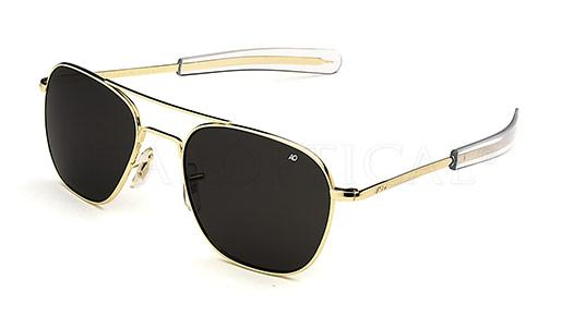 American Optical - ORIGINAL PILOT (GOLD POLARIZED) 55