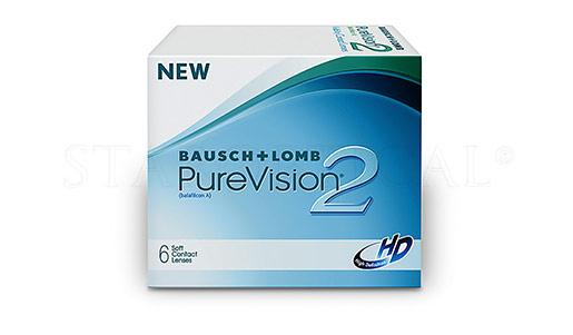BAUSCH & LOMB - PUREVISION 2 HD (6 PACK)