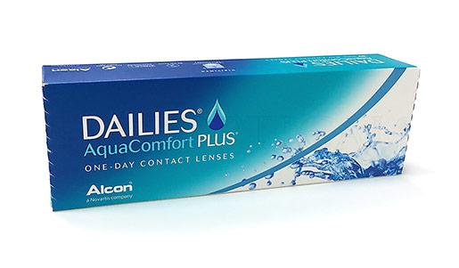 ALCON - DAILIES AQUACOMFORT PLUS ONE-DAY (30 PACK)