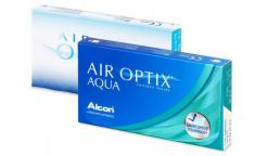 - AIR OPTIX AQUA