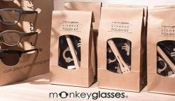 Monkey Glasses - Eyewear Polish Kit